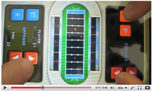 See LED Football PvP on YouTube